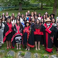 Aboriginal Grad May 2015