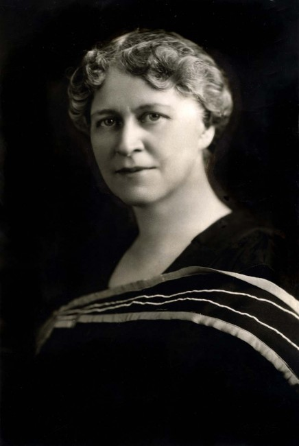 1921 - UBC's First Advisor on Women