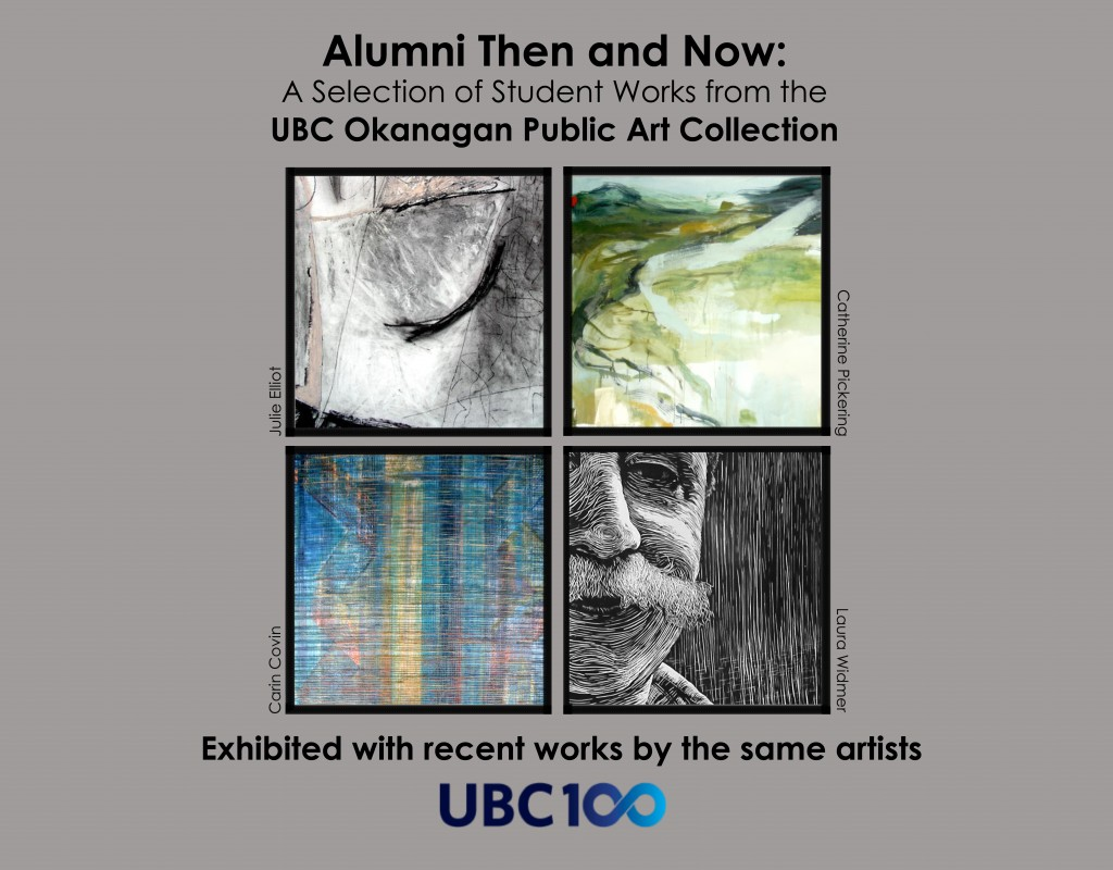 Alumni Then and Now Poster