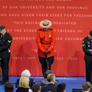 UBC Remembers: Our History of Military Service