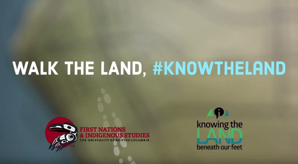 Knowing the Land Beneath Our Feet