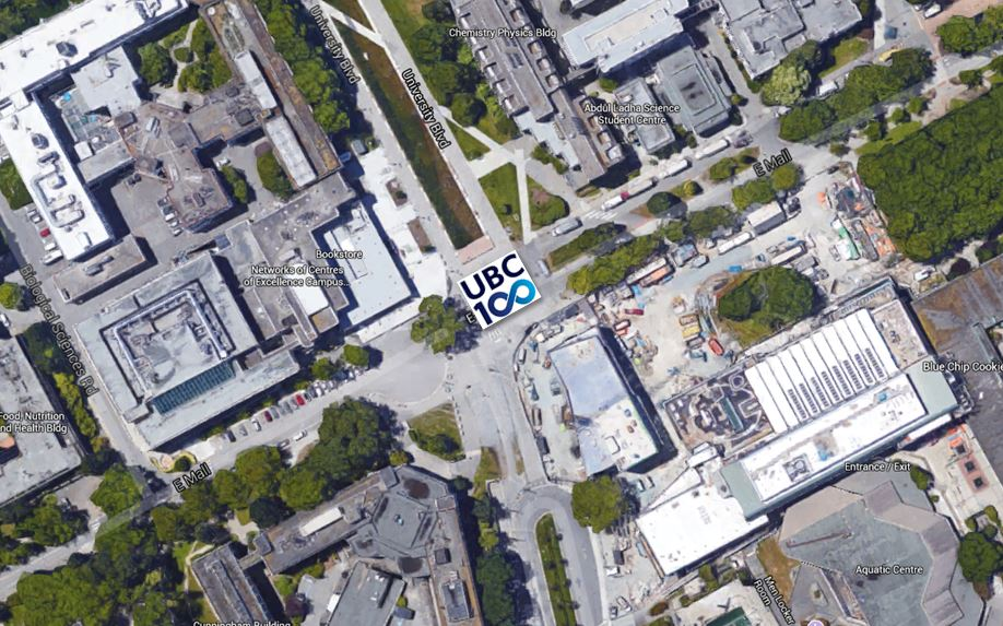 UBC100 at Lee Square