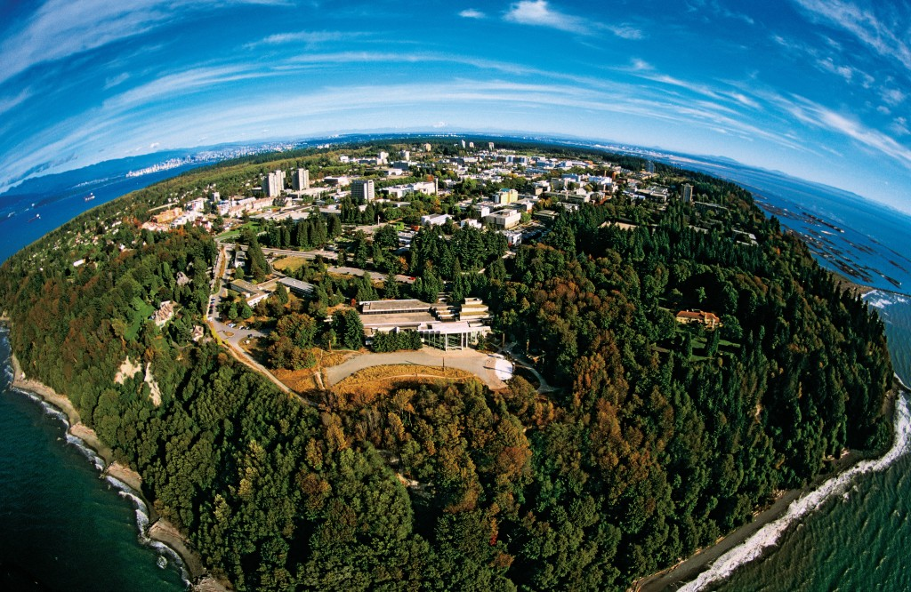 Big Aerial-UBC-Vancouver-campus
