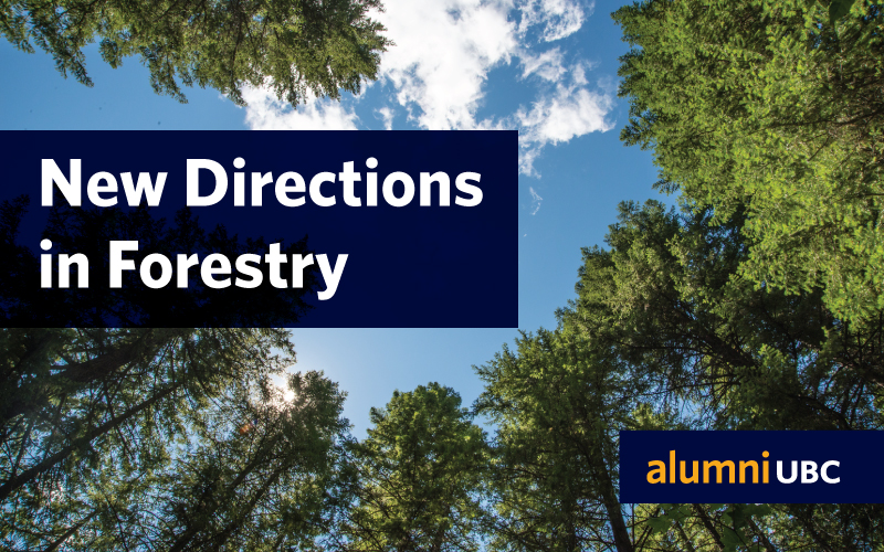 Forestry Alumni UBC