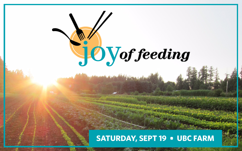 Joy of Feeding