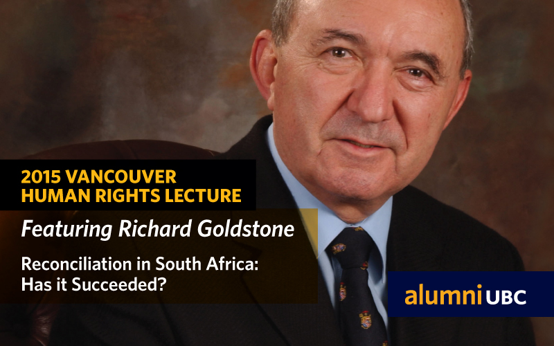 Richard Goldstone Centennial